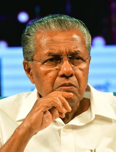 Kerala CM Vijayan is all worried as corona cases continue to surge