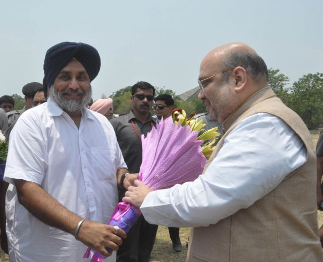 चुनाव पूर्व मिले BJP-अकाली दल