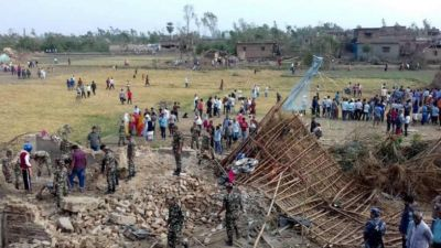 Rainstorm in Nepal Kills 25, Army deployed for rescue