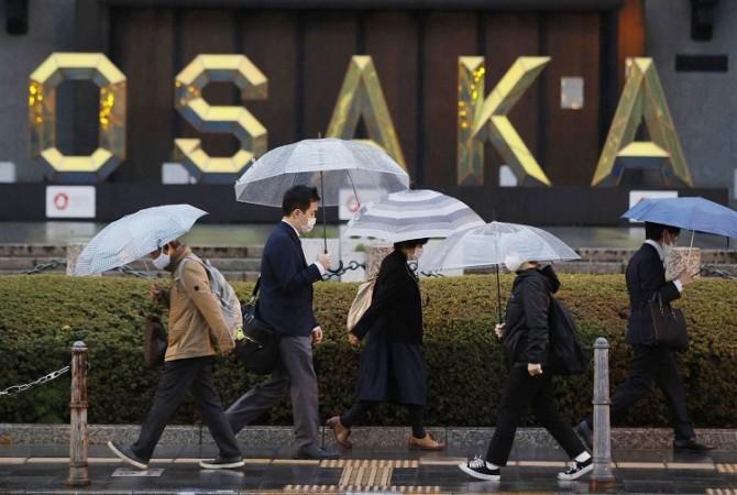 ओसाका ने की स्थानीय चिकित्सा आपातकाल की घोषणा, कोरोनोवायरस मामलों ने तोड़ा रिकॉर्ड