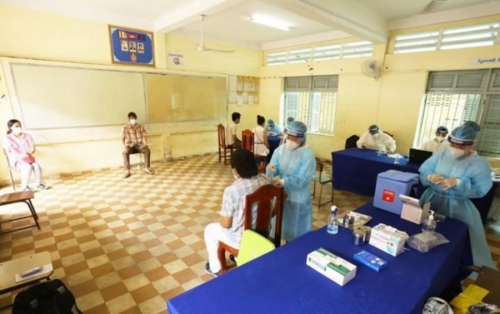 कंबोडिया में उद्यम श्रमिकों के लिए अंतर-प्रांतीय यात्रा की मिली अनुमति