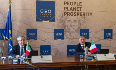 G20 summit Ministers, Central Bank governors call for continued Covid spending