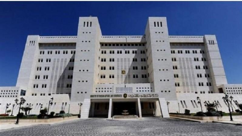सीरिया ने इजरायली हमलों को रोकने के लिए सुरक्षा परिषद की बुलाई बैठक