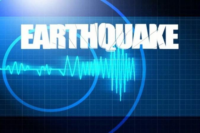इंडोनेशिया के द्वीप में महसूस हुए भूकंप के झटके
