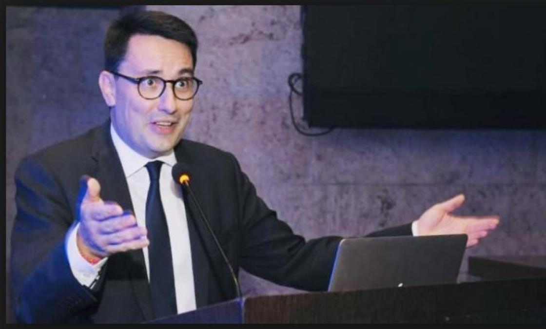 French Ambassador Alexandre Ziegler exposed Pakistan Media fake report