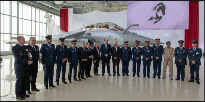 Pakistan Air force pilots been trained in France to Fly the Rafales?