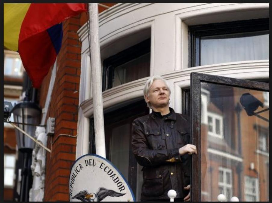 WikiLeaks founder Julian Assange arrested by British police