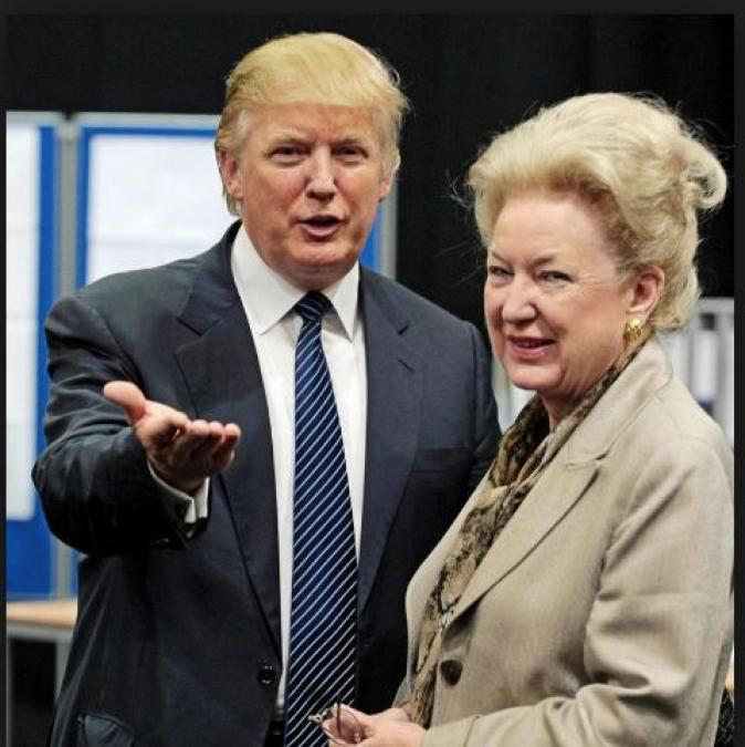 Donald Trump's elder sister retires from judge post to avoid Fraud allegation