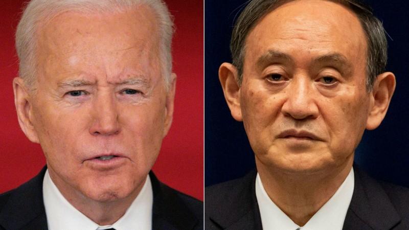 टोक्यो ओलंपिक पर अमेरिकी राष्ट्रपति जो बिडेन ने किया जापान के प्रधानमंत्री का समर्थन