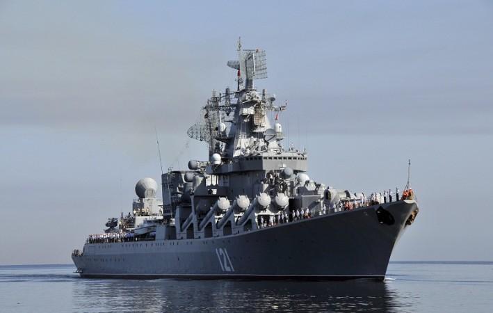 रूस ने यूक्रेन तनाव के बीच युद्धाभ्यास के लिए काले सागर में भेजे 15 युद्धपोत