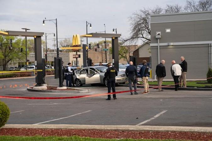 शिकागो में अचानक हुई खतरनाक गोलीबारी, 7 वर्षीय बच्ची की गई जान