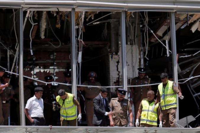Sri Lanka Blasts: death toll rises over 290, 7 arrested