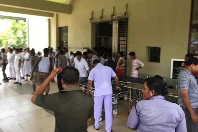 Five Indians among 290 dead in Sri Lanka Serial Blasts