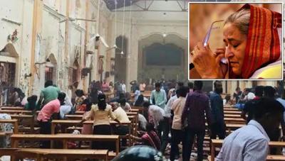 SriLanka's Serial blast leads a major family loss to Bangladesh PM Sheikh Hasina