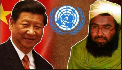 China stand on JeM chief Masood Azhar as Global terrorist takes into a new turn