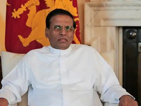 Hashim who played a key role in Srilanka bomb blasts died in hotel attack: Maithripala Sirisena