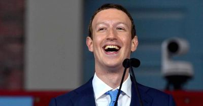 Quarterly company statement of Facebook depicts different story