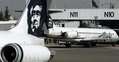 Alaska Airlines Plane crashes after unauthorised take off from Seattle–Tacoma International Airport