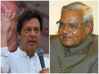 India-Pak peace is the only way to honour Vajpayee: Imran Khan on demise of Atal ji
