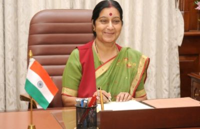 EAM Sushma Swaraj to embark on two-nation tour to Vietnam, Cambodia