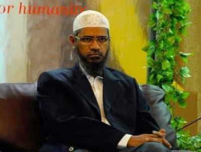 'I was spreading peace, it doesn't go well with the enemies of Islam' says Zakir Naik