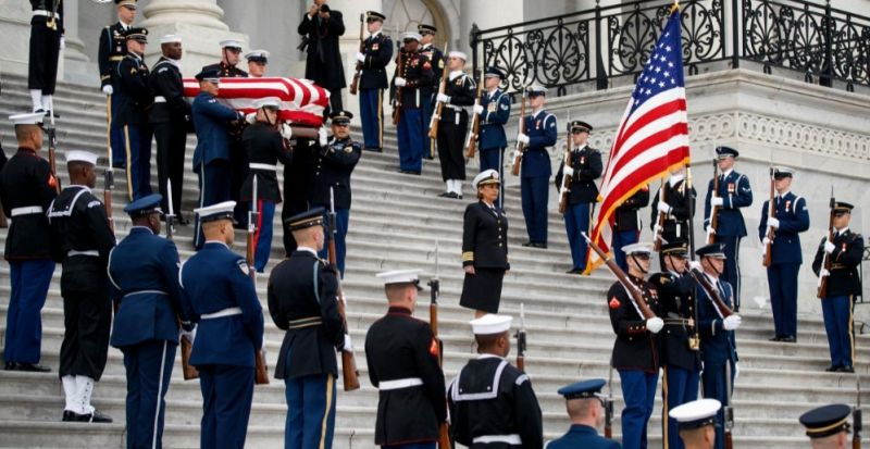 State funeral to be given to ex-US President Bush in Houston