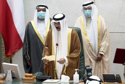 Kuwait forms new oil and finance ministers as govt faces liquidity crunch