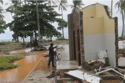 Indonesian tsunami : Death toll reaches to 281, PM Modi offers assistance in the relief work