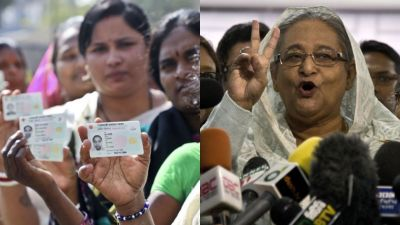 Sheikh Hasina gets landslide win in Bangladesh general  electoins for third consucutive term