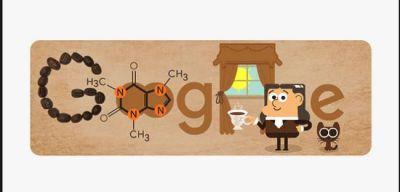 Google Doodle celebrates a birth anniversary of  German analytical chemist Friedlieb Ferdinand Runge