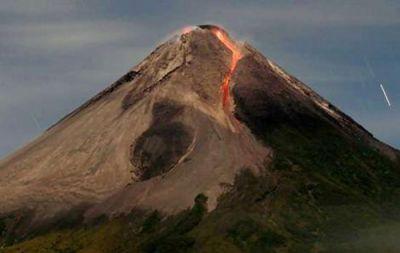 Indonesia's Volcano Mount Merapi spews ash and lava