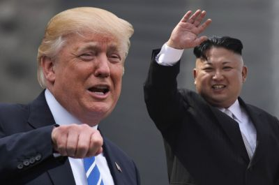 Donald Trump and  Kim Jong-un in Hanoi to meet in Hanoi