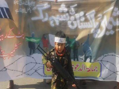 Meet young terrorist mastermind of Jamaat-ud-Dawa group