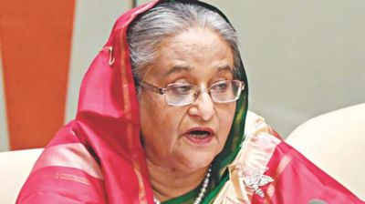 I don't want to become PM again: Sheikh Hasina