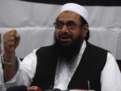 Pak Govt trying to please America, India says Hafiz Saeed