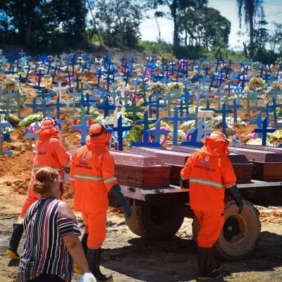 Brazil reports 51,050 fresh corona cases, 1,308 more deaths