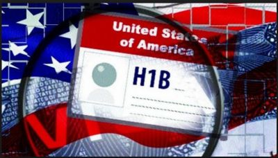 Spouses of the holders of H-1B visa case presented before White house for a final decision