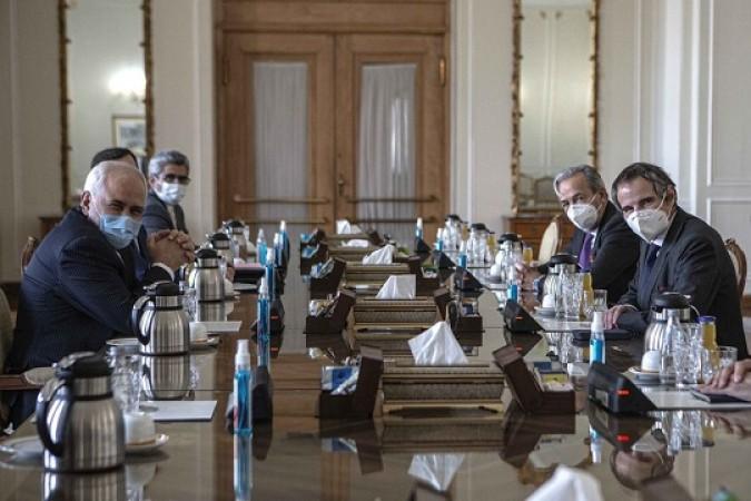 रूस ने आवश्यक परमाणु सत्यापन जारी रखने के लिए किया ईरान-आईएईए समझौते का स्वागत