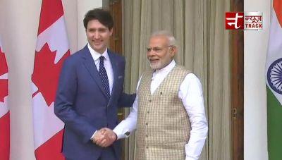 Justin Trudeau in Delhi LIVE: Trudeau, Modi hold delegation-level talks  at Hyderabad House