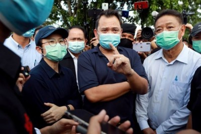 Thailand ministers imprisoned as court sees 26 guilty of insurrection