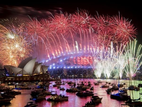 New Year 2019: See pics -New Zealand, Australia, Japan welcome the New Year with superburb fireworks display