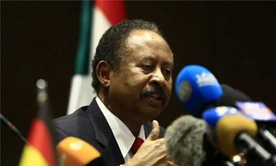 Sudan PM announces national mechanism for civilians' protection