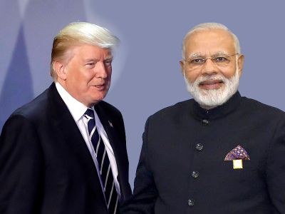 World Economic Forum in Davos: Modi and Trump to hold bilateral talks