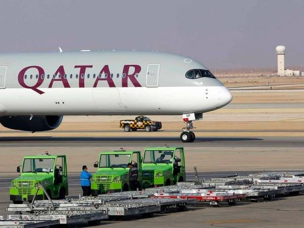 मिस्र ने कतर के लिए फिर से खोला हवाई क्षेत्र
