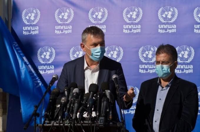 संयुक्त राष्ट्र राहत एजेंसी ने कहा- धन शुरू करने के लिए बिडेन कार्यालय से करें संपर्क