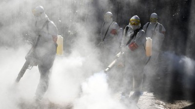 Brazil crosses 1,000 deaths due to corona