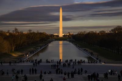 Joe Biden Inauguration Updates: Biden pays tribute to Covid-19 victims