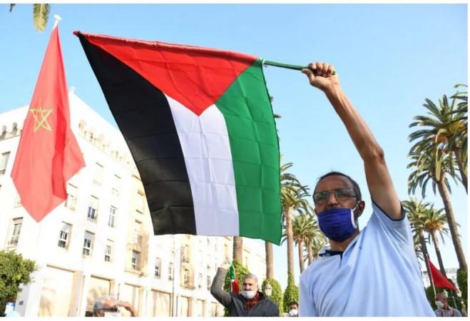 हमें बिडेन युग में नए अमेरिकी फैसले का करना होगा इंतजार: फिलिस्तीनी अधिकारी