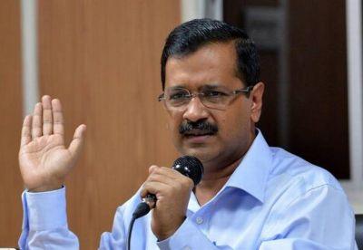 JNU sedition case: centre Govt. creating hurdles in the works of the Delhi Govt. , Kejriwal comments