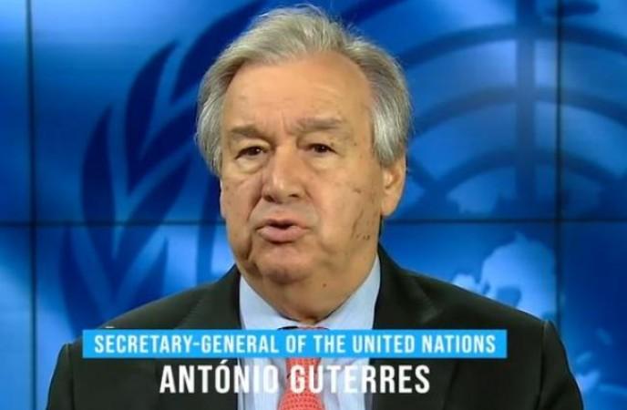 मौलिक अधिकार और शिक्षा की करें रक्षा: संयुक्त राष्ट्र सचिव ग्युटेरेस